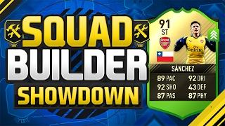 getlinkyoutube.com-FIFA 17 SQUAD BUILDER SHOWDOWN!!! UPGRADED STRIKER INFORM SANCHEZ!!! Sanchez Upgraded Third Inform