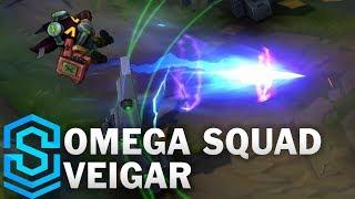 Omega Squad Veigar Skin Spotlight