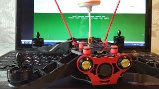 getlinkyoutube.com-Eachine Racer 250 - Flashing the Cleanflight/Betaflight Hex bootloader