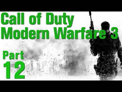 Modern Warfare 3 Walkthrough - Return to Sender (1 of 2) [No Commentary / HD]