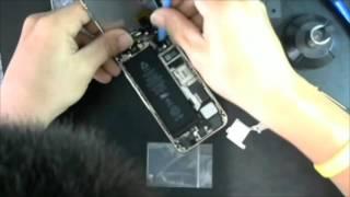 getlinkyoutube.com-การเปลี่ยนหน้าจอ iphone 5s