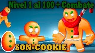 getlinkyoutube.com-Monster Legends - Son-Cookie (Nivel 1 al 100) + Combate