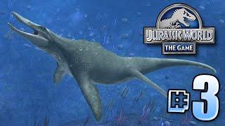getlinkyoutube.com-Kronosaurus!!! || Jurassic World - Lagoon Series - Ep 3 HD