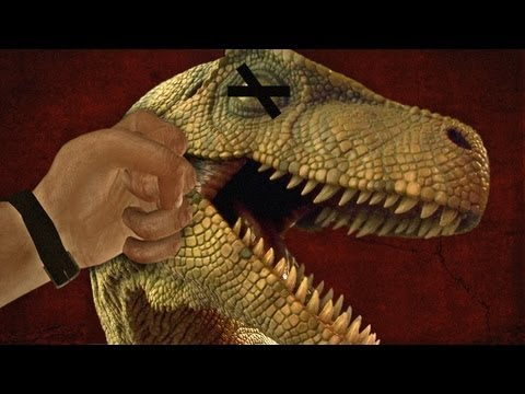PUNCH THE DINOSAUR (Dino D-Day)