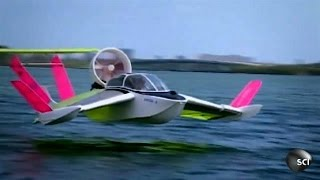 Hovercraft Meets Aircraft | World's Strangest
