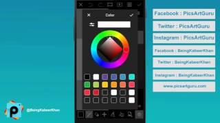 getlinkyoutube.com-PicsArt Tutorial : How to Install Custom Font in PicsArt Application (PicsArt Tips and Tricks)