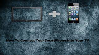 getlinkyoutube.com-Connect Smartphone Anda  Ke TV