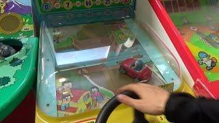 getlinkyoutube.com-Doraemon Driving Game ~ ドラえもんの運転だいスキ