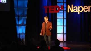 Higgs Boson - What You Don't Know: Dan Hooper, Ph.D. at TEDxNaperville