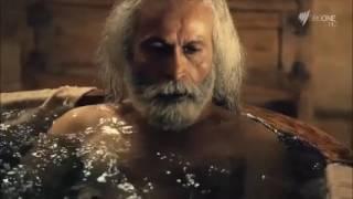 Archemedes inventions : Golden crown in water bath