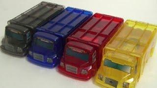 getlinkyoutube.com-터닝메카드W 스타터 장난감 색깔놀이 Turning Mecard W Toys Learn Colors đồ chơi trẻ em ô tô hoạt hình