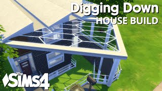 getlinkyoutube.com-The Sims 4 House Building - Digging Down