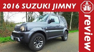 getlinkyoutube.com-2016 Suzuki Jimny Ranger - In-Depth Review, Full Test, Test Drive