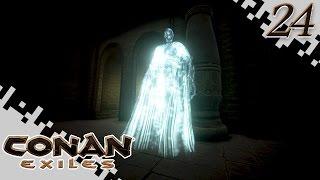 getlinkyoutube.com-CONAN EXILES - The Archivist! - EP24 (Gameplay)