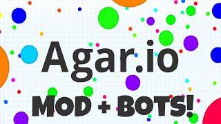 getlinkyoutube.com-Agar.io - Mod | Hacks + 25 Bots | Free Download and Tutorial!