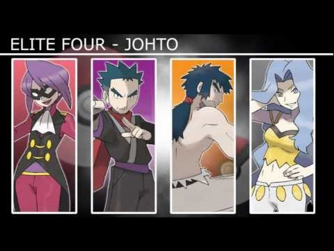 Pokemon - All Elite Four's Battle Theme