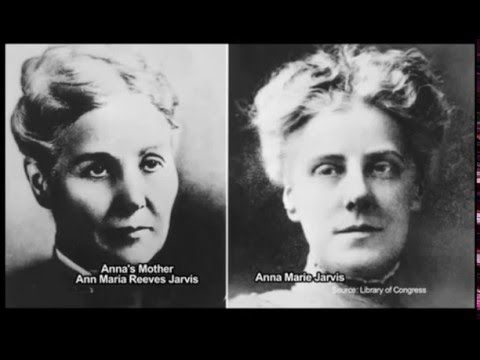 A history on Mothers Day