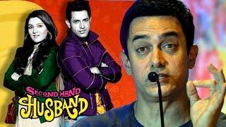 Aamir Khan PROMOTES Govinda's Daughter's Film Second Hand Husband