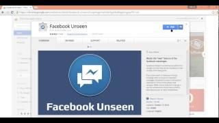 getlinkyoutube.com-How to hide last seen status in Facebook Chat