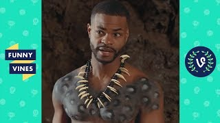 TRY NOT TO LAUGH CHALLENGE - Ultimate King Bach Funny Skits Compilation | Funny Vines 2018