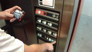 getlinkyoutube.com-EPIC Fail on the Dover Hydraulic Elevator at the Market Parking Garage in Roanoke
