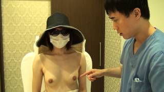 getlinkyoutube.com-高須クリニック 豊胸手術乳頭縮小後1週間 柔らかくて動きもあり自然です