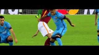 getlinkyoutube.com-Neymar vs Roma 15-16 (Away) HD 1080i By Geo7prou