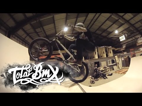 Mark Webb - The Webbie Show - Total BMX