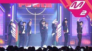 [MPD직캠] 엑소 직캠 4K 'Power' (EXO FanCam) | @MCOUNTDOWN 2017.9.7