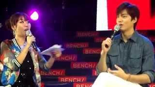 getlinkyoutube.com-[HD] Lee MinHo Live in Manila: Learning the Language (Korean,Tagalog,English)