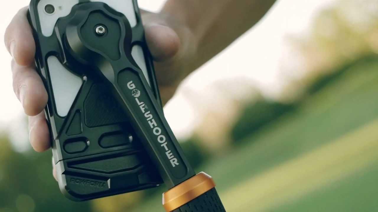 Skapa en egen golfstudio med hjälp av en pinne -Johan Sjögren