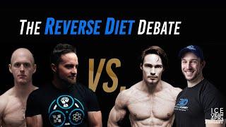 getlinkyoutube.com-THE REVERSE DIET DEBATE: Eric Helms + Menno Henselmans vs. Layne Norton + Peter Fitschen