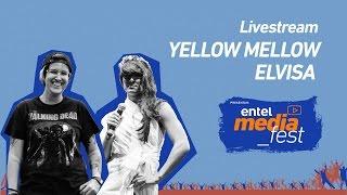 getlinkyoutube.com-Livestream Entel Media Fest con YellowMellow y Elvisa