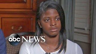 getlinkyoutube.com-18-Year-Old Kidnapped at Birth Speaks Out for First Time