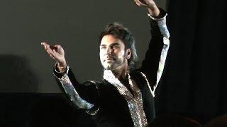 getlinkyoutube.com-Karan Pangali's Kathak Dance Performance HD
