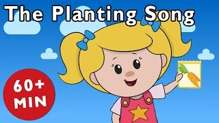 getlinkyoutube.com-The Planting Song and More   Nursery Rhymes from Mother Goose Club!