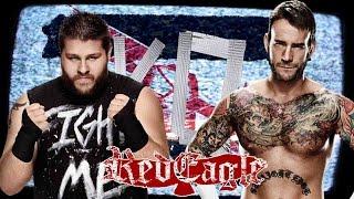 "getlinkyoutube.com-""Fight Cult"" (Kevin Owens vs. CM Punk) WWE Mashup"