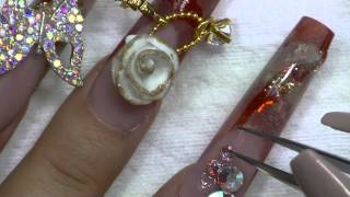 getlinkyoutube.com-Exotic nails