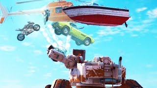 getlinkyoutube.com-NEW ISLAND IN JUST CAUSE 3 & STRONGEST MAGNETIC VEHICLE IN THE WORLD! (Just Cause 3 MECH DLC)
