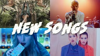 New Songs of January 2018