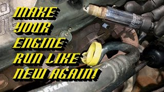 getlinkyoutube.com-2001-2007 Ford Taurus 3.0L 2v Vulcan Engine: Spark Plugs and Wires Replacement