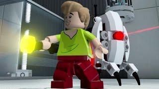 getlinkyoutube.com-LEGO Dimensions - Portal 2 Open World Free Roam Aperture Science (Portal 2 Adventure World)