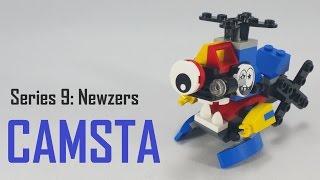 getlinkyoutube.com-How To Build | LEGO Mixels | Series 9 | 41579 Camsta