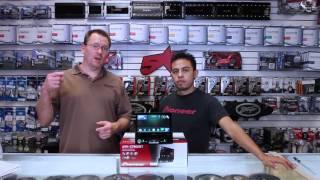 getlinkyoutube.com-Pioneer's new AVH X7800BT multi media radio unboxing