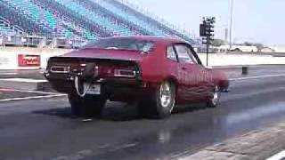 getlinkyoutube.com-Precision Race Engines 557 Ford in Plane Insane Drag Car