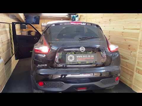 Камера заднего вида Nissan Juke 2015