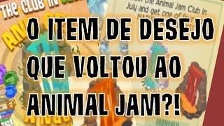 getlinkyoutube.com-O ITEM DE DESEJO QUE VOLTOU AO ANIMAL JAM?!!
