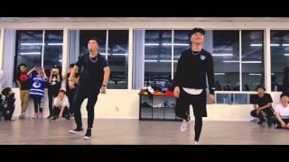 "Mike Song & Anthony Lee ""How I Feel"" Choreography @mr20syl @pulpalicious | Kinjaz Dojo"