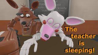 getlinkyoutube.com-[FNAF SFM] Sleeping Teacher