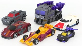 Transformers Combiner Wars Decepticon Menasor 6 Vehicle Transformation Combine Robot Car Toys